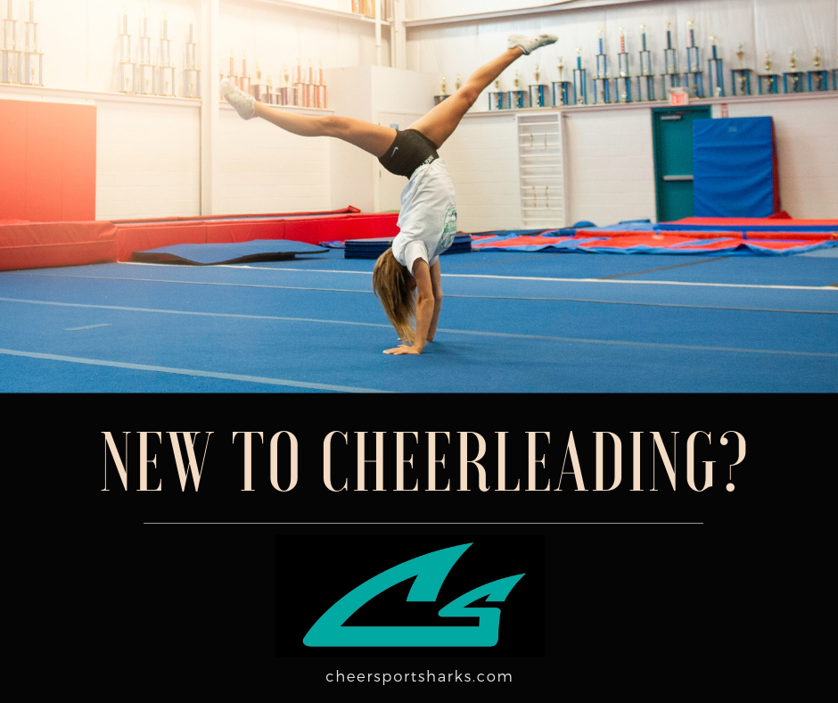 New To Cheerleading