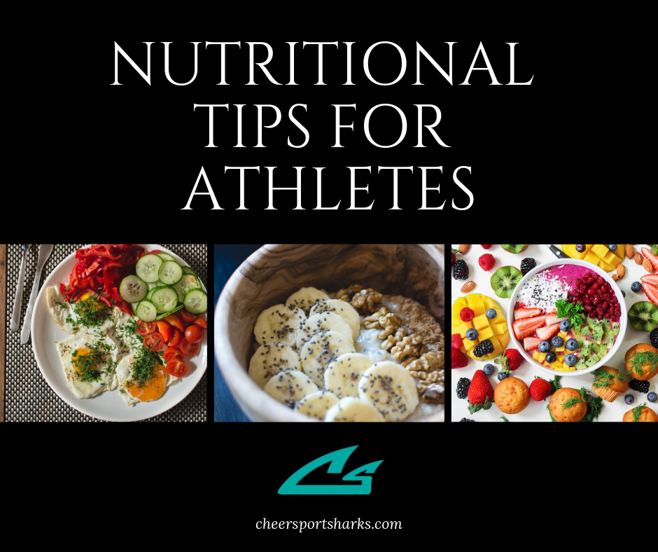 Nutritional tips FB
